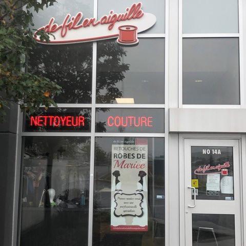 De Fil en Aiguille Montréal - Galeries d'Anjou (franchise)