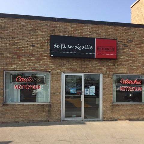 De Fil en Aiguille Laval (Centre Laval)