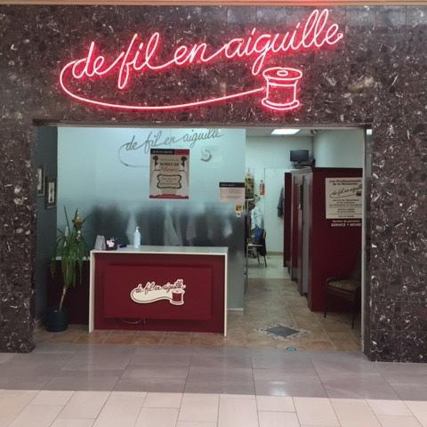 De Fil en Aiguille Montréal - Carrefour Angrignon (franchise)