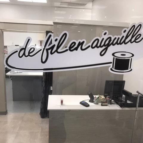 De Fil en Aiguille Montréal - La Baie (Downtown)