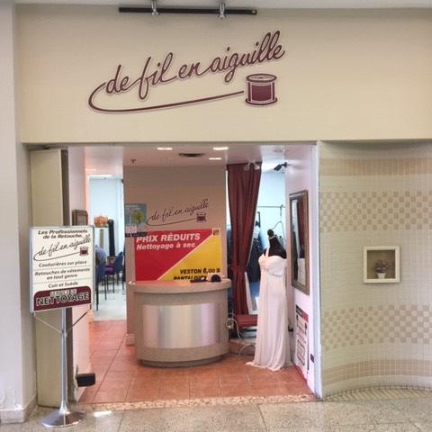 De Fil en Aiguille Montréal - Place Vertu (franchise)