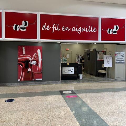 De Fil en Aiguille - Trois-Rivières